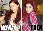 Cat Valentine now and then