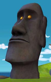 Moai wind