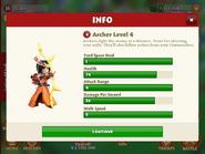 Archer level 4