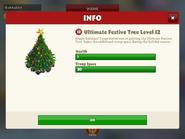 Festive tree level 12