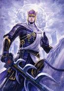 Kenshin Uesugi SW4 Artwork