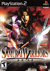 Samurai Warriors cover