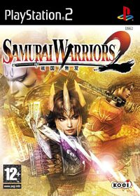 Samurai Warriors 2 cover