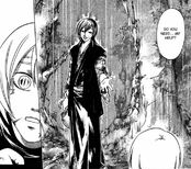 Sasuke first meets Yukimura