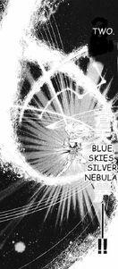 Blue Skies Silver Nebula