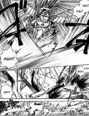 Saisei naginata