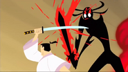 Evil Ashi vs Jack