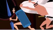 Jack save nucked Ashi
