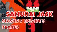 Samurai Jack Season 5 Episode 5 Preview Promo Trailer