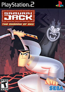 Samurai Jack - Rise of Aku - Cover
