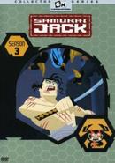 Samurai jack season 3 dvd