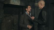1x13 Druitt and Watson pass their test