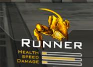 Runner Weakspot