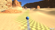 Dusty desert 3
