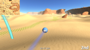 Dusty desert 2