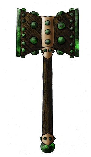 Big Hammer by hyarion