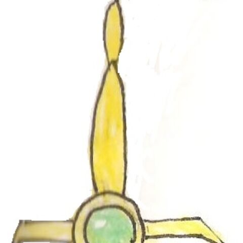 Cynric's Sword