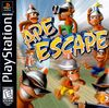 Ape Escape ntsc front