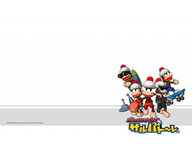 File:Ape Escape Pumped & Primed Wallpaper 6.jpg
