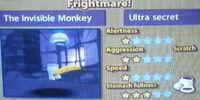 The Invisible Monkey (Monkey)