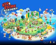 Ape Escape Academy Wallpaper 2