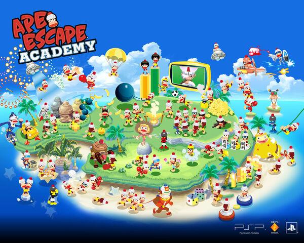 File:Ape Escape Academy Wallpaper 2.jpg