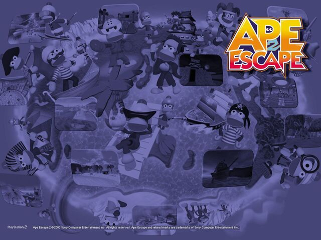 File:Ape Escape 2 Wallpaper 1.jpg
