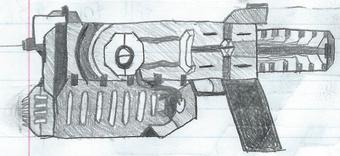 Pulse Pistol