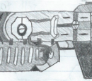 Pulse Pistol MK IV
