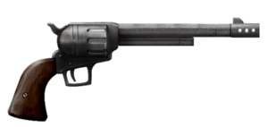 Smoke Stack Pistol