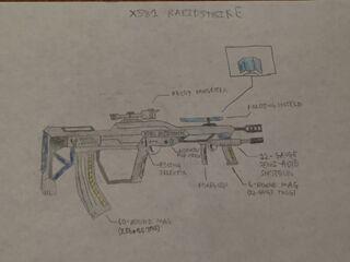 X581 Rapidstrike (Updated)
