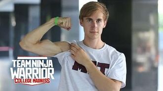 Team Ninja Warrior- College Madness- It's Charlie Andrews' Time - American Ninja Warrior