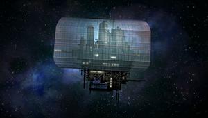 Space Resort loading
