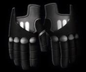 BLACK Dragonfly Gloves Mobile 0174