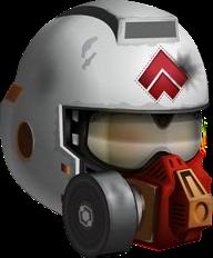 Titan IRN HUD RED