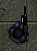 The player wielding a M60 machine gun