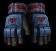 RED Guardian Gloves Mobile 0220