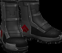RED Hardplate Boots
