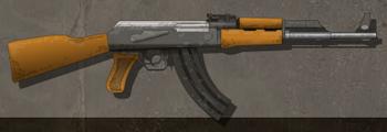 SAS3 AK-47