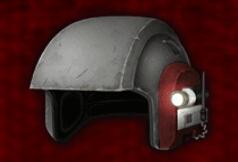 Trooper Helmet -RED- (Mobile)