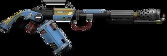 Ronson WPX Incinerator