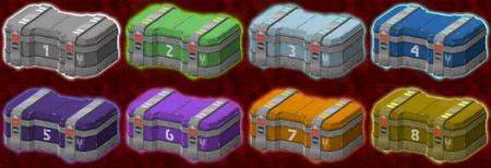 SAS4 mobile strongboxes