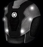 Black Mobile Dragonfly Helmet 0172