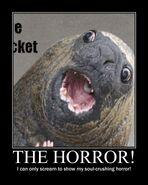 Motiv - horror scream
