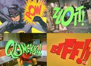 Batman sound effects