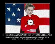 Motiv - doucheman