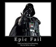 Motiv - epic fail vader