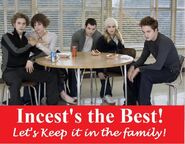 Incest's the best - cullens