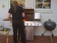 Jon green grilling