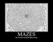 Motiv - mazes and lkh